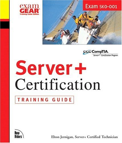Server+ Certification Training Guide   2002 edition cover
