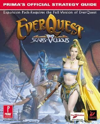 EverQuest : The Scars of Velious N/A 9780761533870 Front Cover