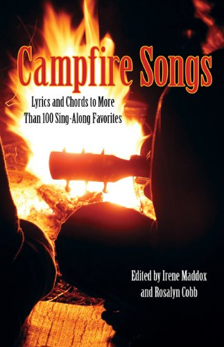 Campfire Songs Lyrics and Chords to More Than 100 Sing-Along Favorites 4th edition cover