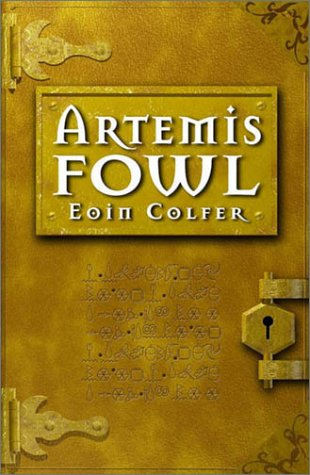 Artemis Fowl  N/A 9780786817870 Front Cover