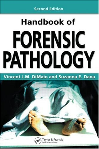 Handbook of Forensic Pathology  2nd 2006 (Revised) edition cover