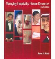 Managing Hospitality Human Resources 4th 2006 edition cover