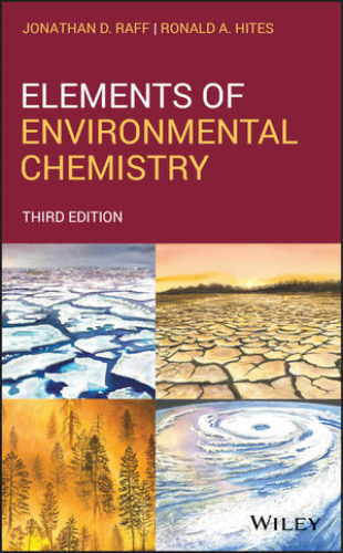 Cover art for Elements of Environmental Chemistry, 3rd Edition