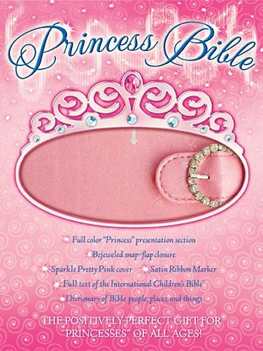 Princess Bible   2007 9781400309870 Front Cover