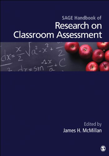 SAGE Handbook of Research on Classroom Assessment   2013 edition cover