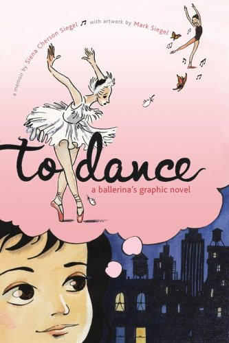 To Dance A Ballerina's Graphic Novel  2006 edition cover