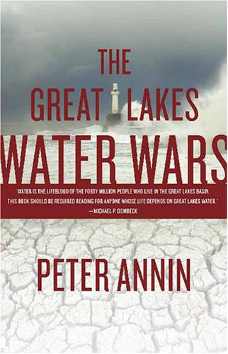 Great Lakes Water Wars  2nd 2006 edition cover