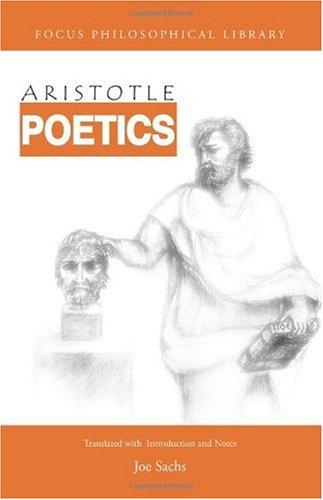 Poetics   2006 edition cover