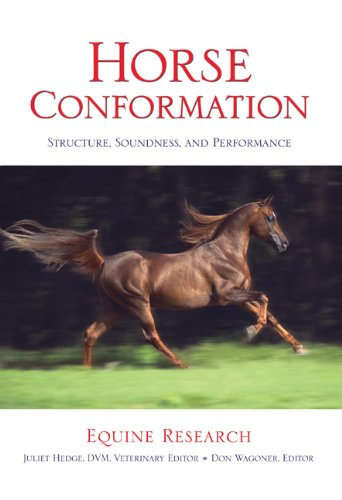 Horse Conformation Structure, Soundness, and Performance  2004 edition cover