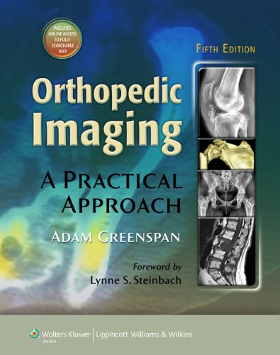 Orthopedic Imaging A Practical Approach 5th 2011 (Revised) edition cover