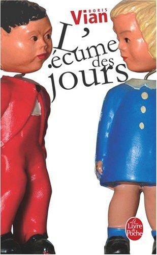Ecume des Jours  N/A edition cover