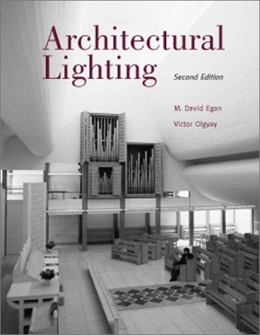 Architectural Lighting  2nd 2002 (Revised) 9780070205871 Front Cover