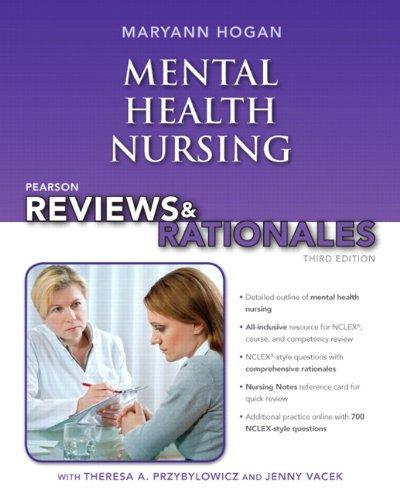 Mental Health Nursing  3rd 2013 (Revised) edition cover