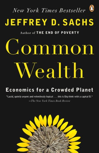 Common Wealth Economics for a Crowded Planet N/A edition cover