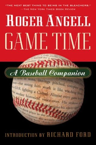 Game Time A Baseball Companion  2003 edition cover