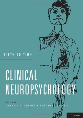 Clinical Neuropsychology  5th 2011 edition cover