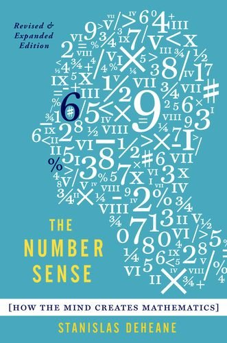 Number Sense How the Mind Creates Mathematics, Revised and Updated Edition  2011 edition cover