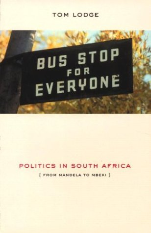 Politics in South Africa From Mandela to Mbeki 2nd 2003 edition cover