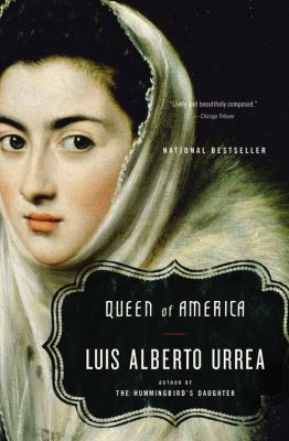 Queen of America A Novel N/A edition cover