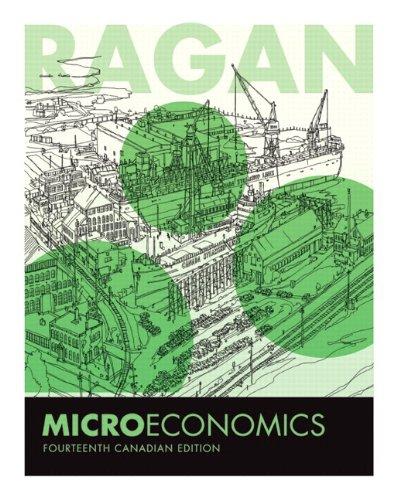 Microeconomics  14th 2014 edition cover