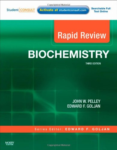 Biochemistry  3rd 2011 edition cover