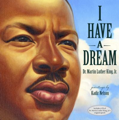 I Have a Dream (Book & CD)   2012 9780375858871 Front Cover