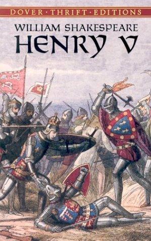 Henry V   2003 edition cover