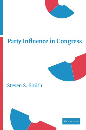 Party Influence in Congress   2007 edition cover