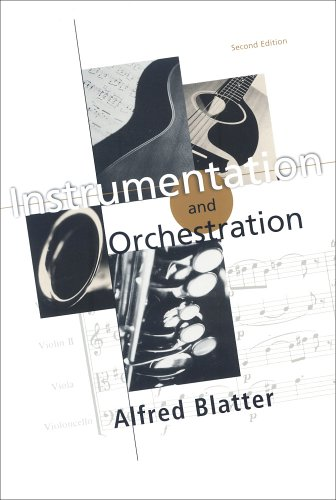 Instrumentation and Orchestration  2nd 1997 (Revised) 9780534251871 Front Cover