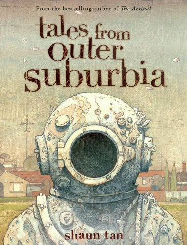 Tales from Outer Suburbia   2008 edition cover