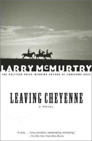 Leaving Cheyenne   2002 edition cover
