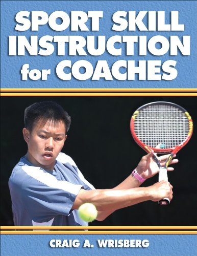 Sport Skill Instruction for Coaches   2007 edition cover