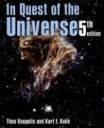 In Quest of the Universe  5th 2007 (Revised) 9780763743871 Front Cover