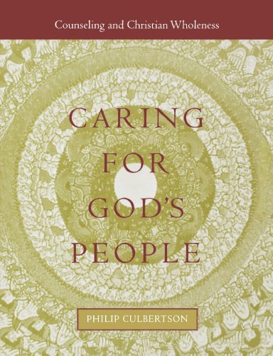 Caring for God's People Counseling and Christian Wholeness  2000 edition cover