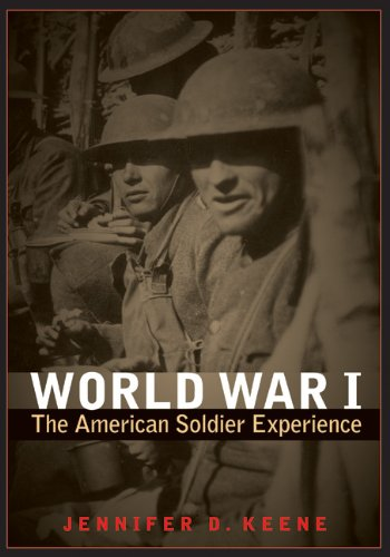 World War I The American Soldier Experience  2011 edition cover