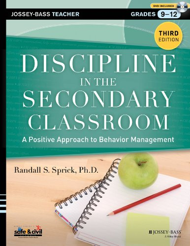 Discipline in the Secondary Classroom A Positive Approach to Behavior Management 3rd 2013 edition cover