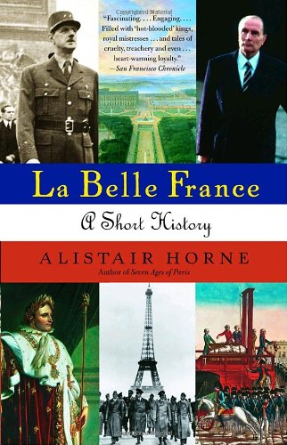 Belle France A Short History N/A edition cover