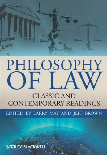 Philosophy of Law Classic and Contemporary Readings  2009 edition cover