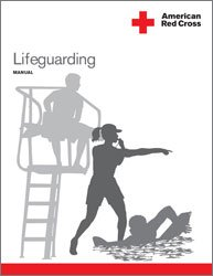 American Red Cross Lifeguarding: Manual  2012 edition cover