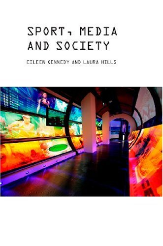 Sport, Media and Society   2009 edition cover