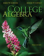 COLLEGE ALGEBRA >ANNOT.INSTRS. N/A edition cover