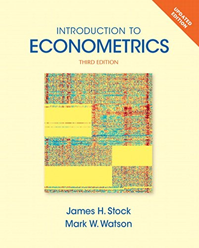 Introduction to Econometrics, Update  3rd 2015 9780133486872 Front Cover