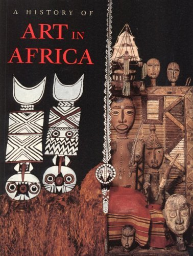 History of Art in Africa   2001 9780134421872 Front Cover