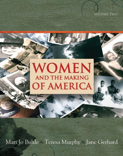 Women and the Making of America   2009 edition cover