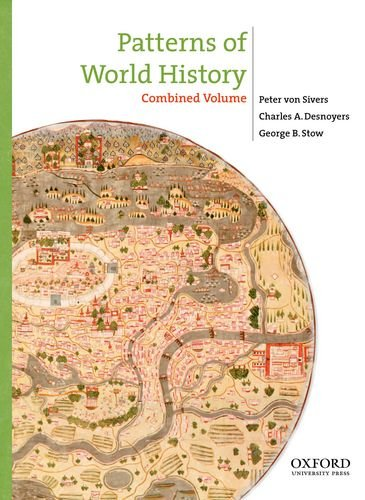 Patterns of World History   2012 edition cover