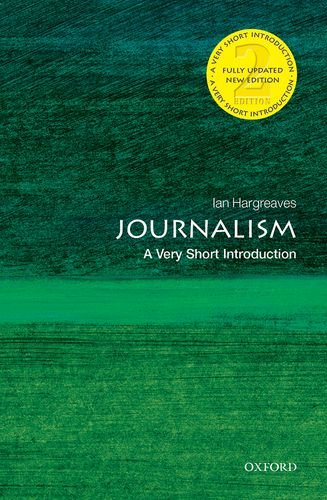 Journalism  2nd 2014 edition cover