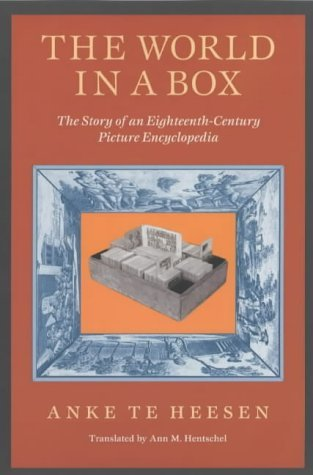 World in a Box The Story of an Eighteenth-Century Picture Encyclopedia  2002 9780226322872 Front Cover