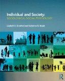 Individual and Society Sociological Social Psychology  2014 edition cover