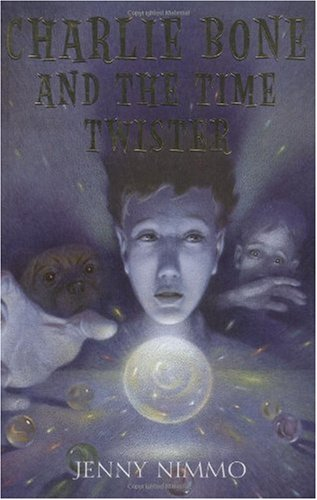 Charlie Bone and the Time Twister   2003 edition cover