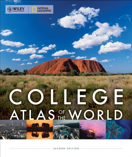 College Atlas of the World  2nd 2010 edition cover